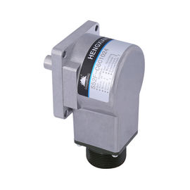 خروجی قطب توتم قطب نما S52F Solid Shaft Encoder 1200 با فلنج مربع