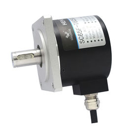 Encoder Rotary Motor Servo Rotor Solid، Encoder Shaft Optical with Sheet Metal